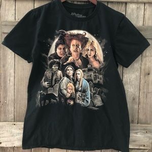 Tops - Hocus Pocus Movie Graphic Tee